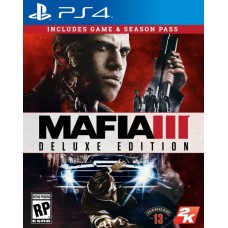 Mafia 3 Deluxe Edition (PS4, ру..