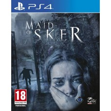 Maid of Sker (PS4, русские субт..