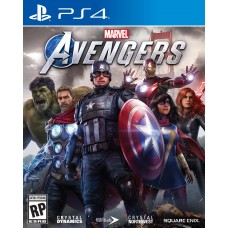 Marvel Avengers (PS4, русская версия), 226510, Приключения/экшен