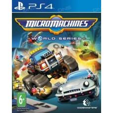 Micro Machines World Series (PS4), 241881, Гонки