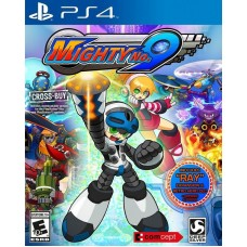 Mighty No. 9 (PS4, русские субт..