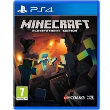 Minecraft (PS4, русская версия), 91947, Приключения/экшен