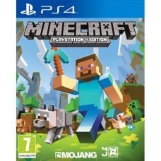 Minecraft (PS4, русская версия) Б/У, ,