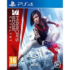 Mirrors Edge Catalyst (PS4, рус..
