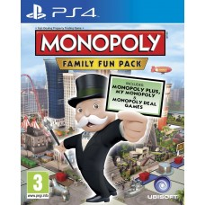 Monopoly Family Fun Pack (PS4, ..