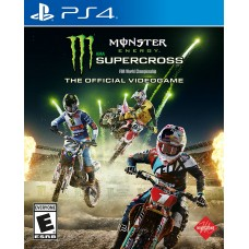 Monster Energy Supercross (PS4), 221076, Гонки