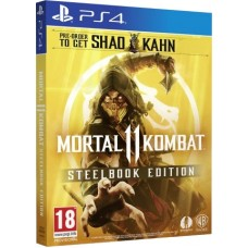 Mortal Kombat 11 Steelbook Edit..