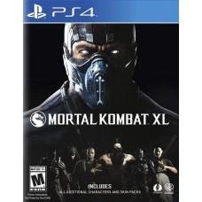 Mortal Kombat XL (PS4, русские субтитры), 216896, Драки