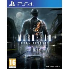 Murdered Soul Suspect (PS4, русская версия), 88264, Приключения/экшен