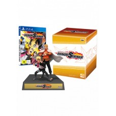 Naruto to Boruto Shinobi Striker Collectors Edition (PS4, русские субтитры), 234784, Драки