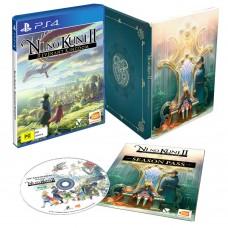 Ni no Kuni II Revenant Kingdom Princes Edition (PS4, русские субтитры), , РПГ