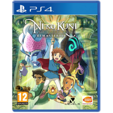 Ni No Kuni Wrath of the White Witch Remastered (PS4, русские субтитры), 225188, Приключения/экшен