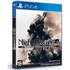 NieR Automata Game of the YoRHa Edition (PS4), 223233, Приключения/экшен