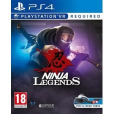 Ninja Legends (PS4, VR), ,