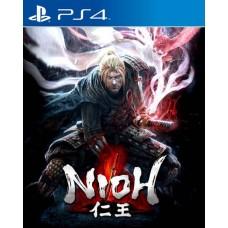 Nioh (PS4, русские субтитры)..