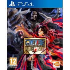 One Piece Pirate Warriors 4 (PS..