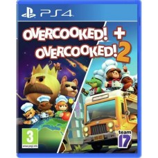 Overcooked + Overcooked 2 (PS4)..