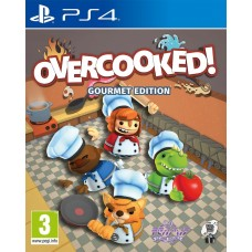 Overcooked Gourmet Edition (PS4..