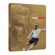 Pro Evolution Soccer (PES) 2019 David Beckham Edition (PS4, русские субтитры), 222022, Спорт