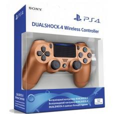 Джойстик Dualshock 4 V2 (Copper..