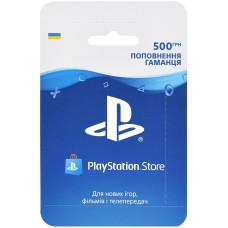 PlayStation Store Карта пополне..