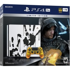 PlayStation 4 Pro Death Stranding Limited Edition (1 Tb, Death Stranding), 9327608, Консоли