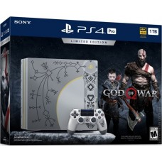 PlayStation 4 Pro Bundle (1 Tb, God of War Limited Edition), , Консоли