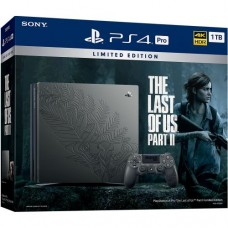 PlayStation 4 Pro The Last of Us Part II Limited Edition (1Tb, The Last of Us Part II), ,