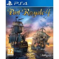 Port Royale 4 (PS4, русская версия), ,
