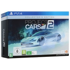 Project Cars 2 Collectors Edition (PS4, русские субтитры), , Гонки