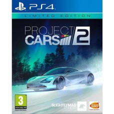 Project Cars 2 Limited Edition (PS4, русские субтитры), 219602, Гонки
