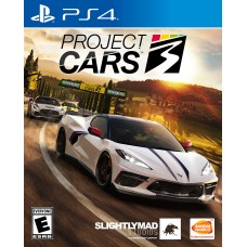 Project Cars 3 (PS4, русские субтитры), 226631, Гонки