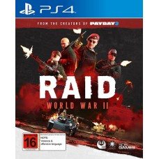 RAID World War II (PS4, русские..