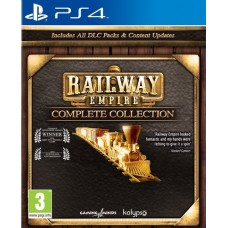 Railway Empire Complete Collection (PS4, русская версия), ,