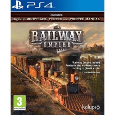Railway Empire (PS4, русская ве..