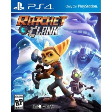 Ratchet & Clank (PS4, русская версия) Б/У, ,