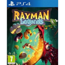 Rayman Legends (PS4, русская ве..