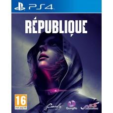 Republique (PS4, русская версия..