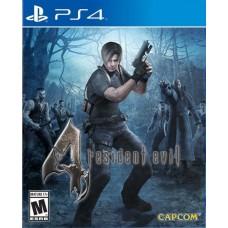 Resident Evil 4 HD (PS4)..