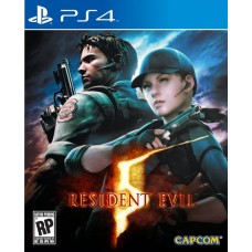 Resident Evil 5 HD (PS4)..