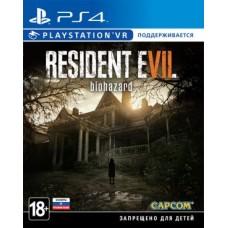 Resident Evil 7 Biohazard (PS4, русские субтитры), 195225, Приключения/экшен
