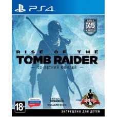 Rise of the Tomb Raider (PS4, р..