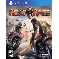 Road Rage (PS4)..