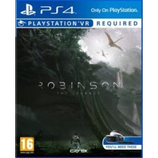 Robinson The Journey (PS4, VR)..