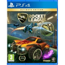Rocket League Ultimate Edition (PS4, русские субтитры), 222472, Спорт