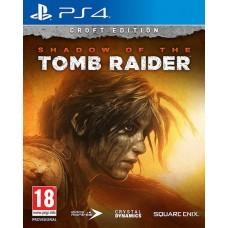Shadow of the Tomb Raider Croft..