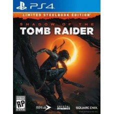 Shadow of the Tomb Raider Steel..