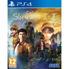 Shenmue 1 & 2 HD Remaster (PS4)..
