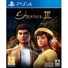 Shenmue III (PS4)..