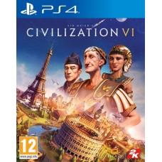 Sid Meiers Civilization VI (PS4, русские субтитры), 225495, Приключения/экшен